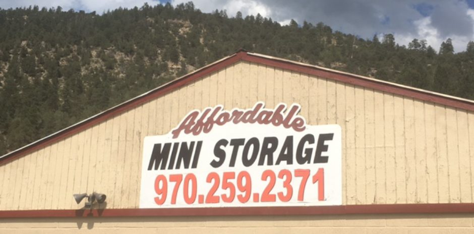 Affordable Mini Storage U2013 Durango, CO. Our Space Is Your ...